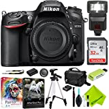 Nikon D7200 DSLR Camera (Body Only) Outdoors Kit