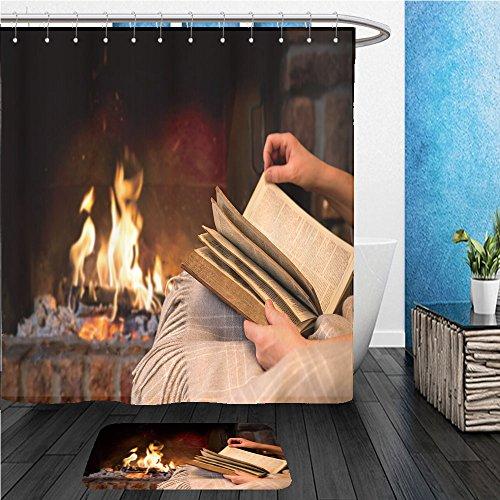 gel fireplace ashley - 9