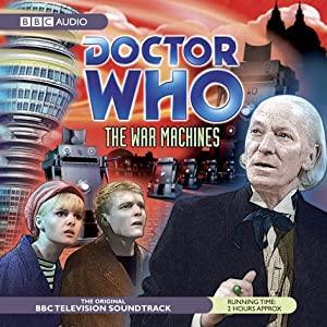 Doctor Who: The War Machines Radio/TV