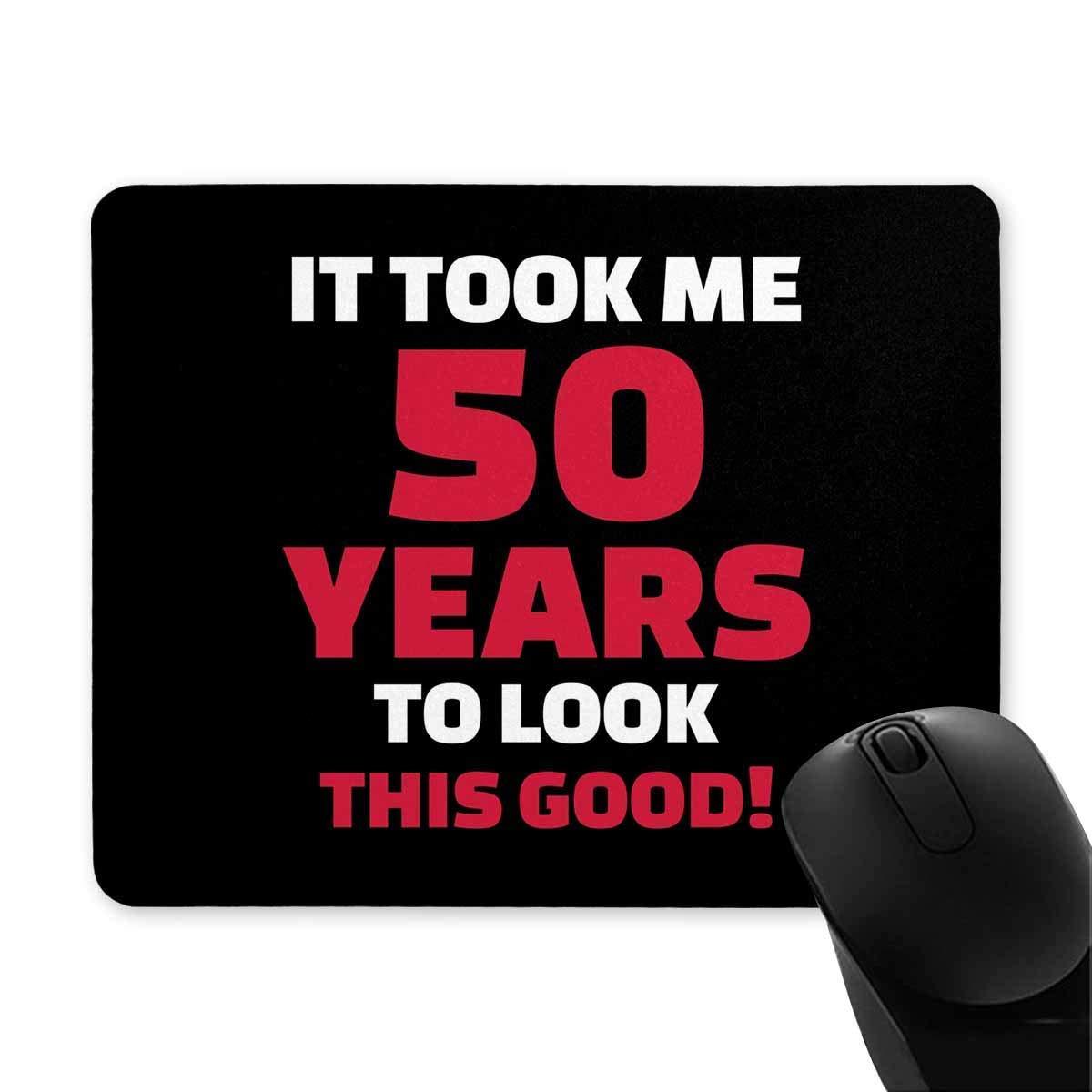 Me tomó 50 años para mirar este buen regalo de cumpleaños 50 ...