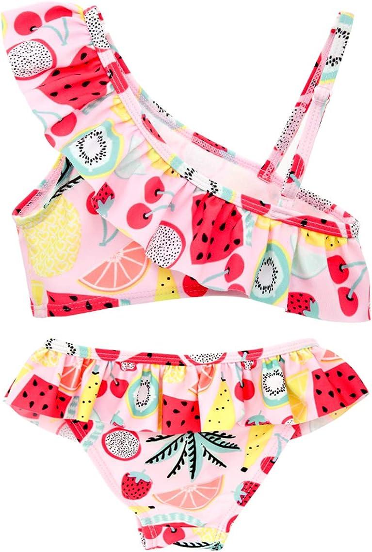 protezione solare UPF 50+ KAVKAS Costume da bagno per neonato//bambina//bambina//bambina//costume da bagno carino costume da spiaggia 9M-6T