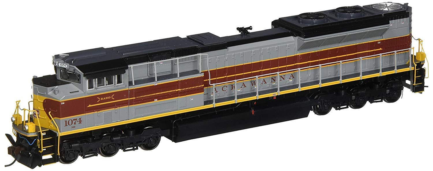 Bachmann EMD 70ACe DCC Sound Value Equipped Diesel Locomotive - DELAWARE, LACKAWANNA & WESTERN #1074 (with operating ditch lights)  - HO Scale