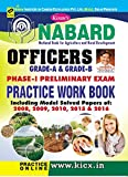 NABARD Officers Grade – A & B Phase – I Preliminary Exam Practice Work Book - 1941
