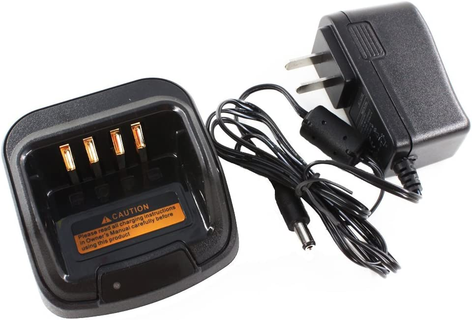 Tenq Handheld Radio Battery Charger for Hytera PD700 PD780 Ham Radio Walkie Talkie Hf Transceiver