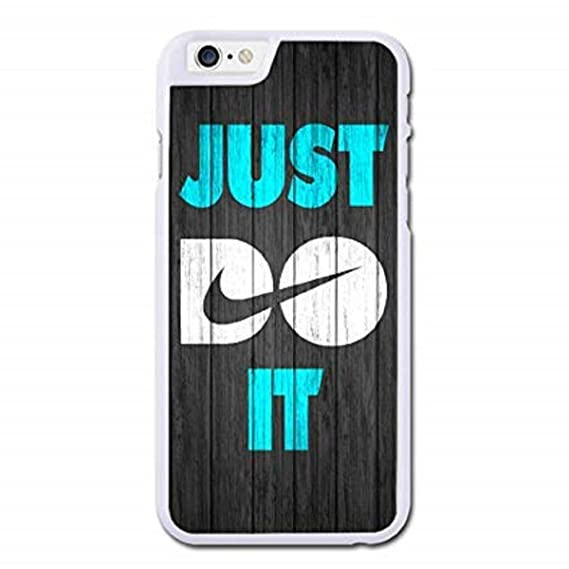 sports shoes a9eaa 5610e Amazon.com: 3zone Nike iPhone case (just do it!) (iPhone 8 Plus ...