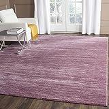 Safavieh Vision Collection VSN606A Grape Purple Tonal Area Rug (5'1″ x 7'6″)