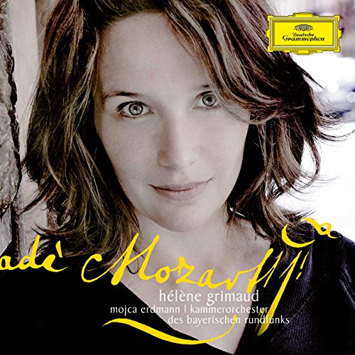 CD : Helene Grimaud - Piano Concertos Nos 19 & 23 (With DVD, Limited Edition, 2PC)