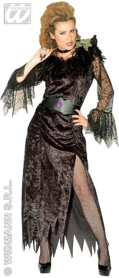 Disfraz de Viuda negra Adulto Halloween: Amazon.es: Electrónica
