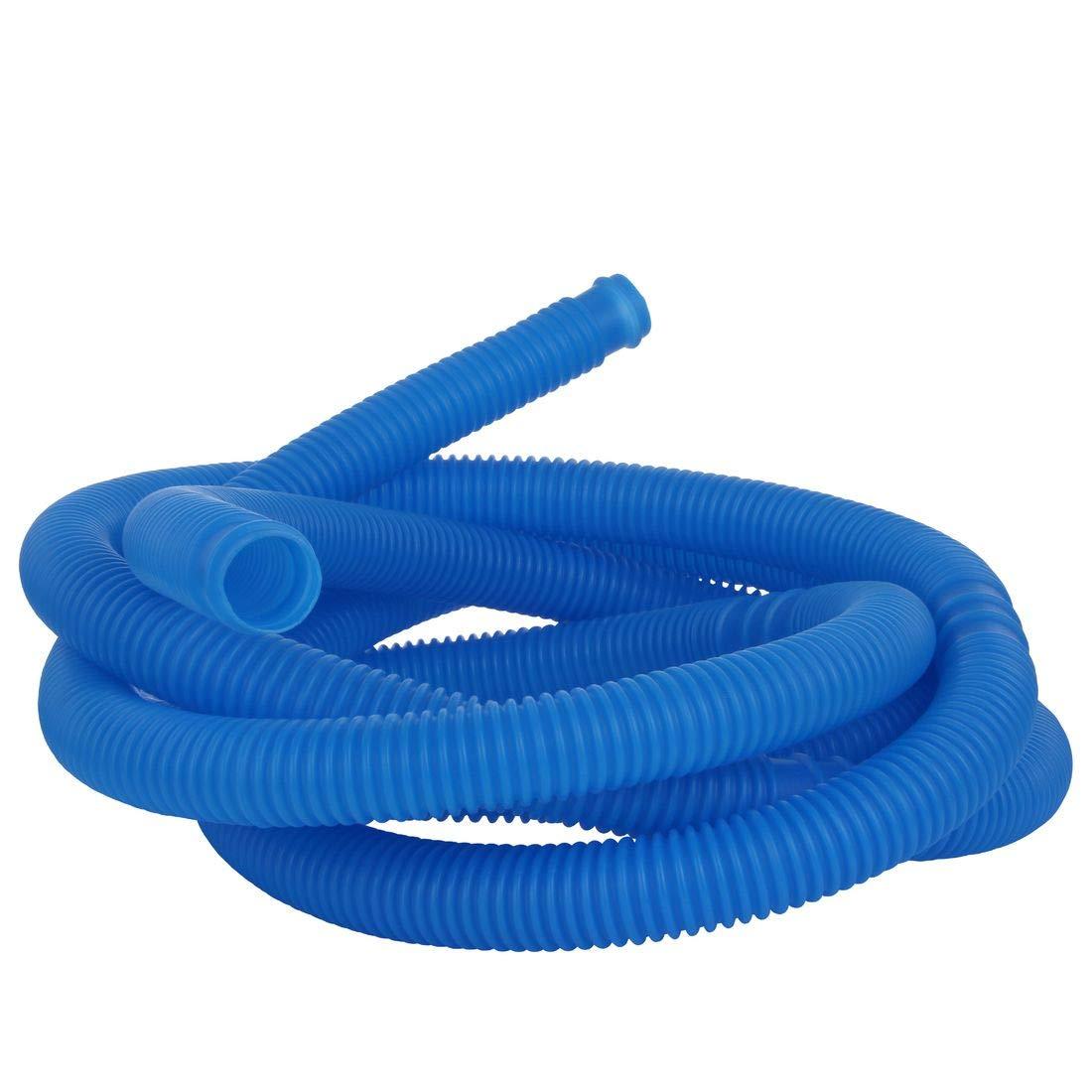 Blueborn Pool Hose PH Diameter 38 mm x 10 m Flexible Suction Hose Separable All 100 cm Blue
