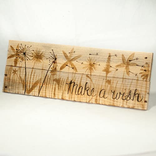 Amazon.com: Spring wall decor Rustic wall hanging Rustic home decor ...