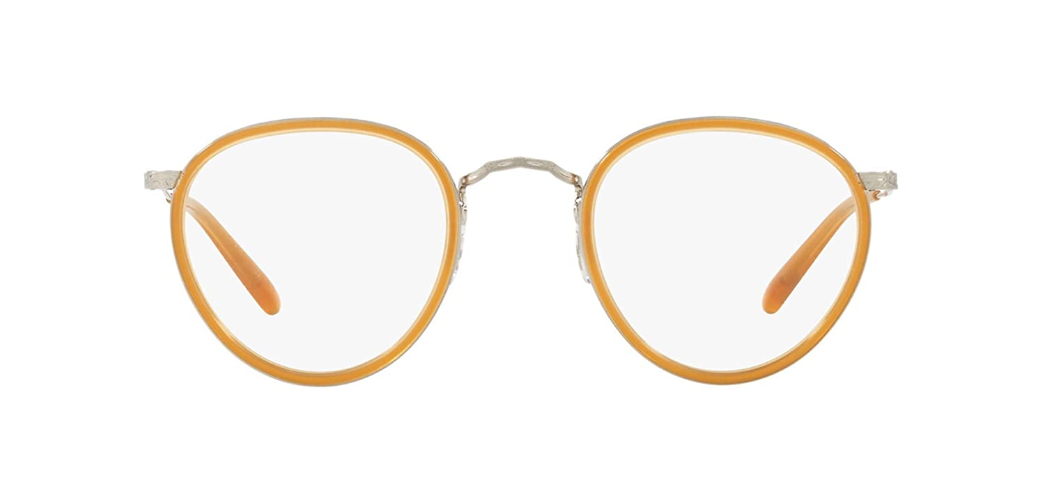 434bf6e04fd Amazon.com  Oliver Peoples MP-2 OV1104 - 5241 AMBER W  DEMO LENS  Clothing
