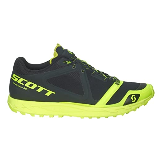 Scott Kinabalu RC Men's Shoes Black/Yellow