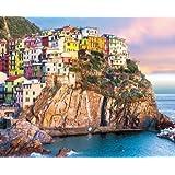 Cliff Hangers 1000-Piece Jigsaw Puzzle