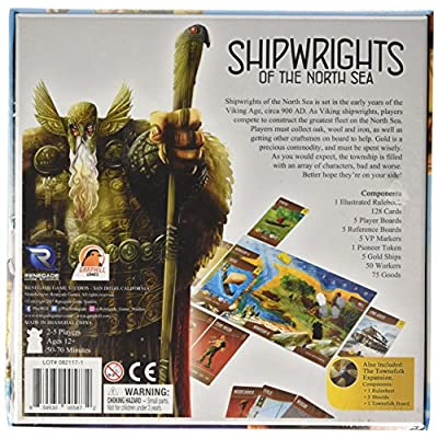 Shipwrights of the North Sea: Toys & Games