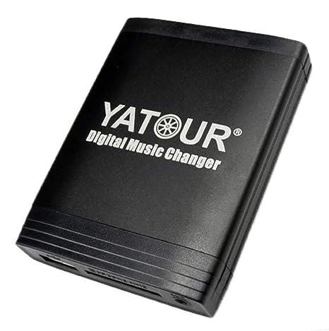 USB SD AUX MP3 Adapter + Bluetooth Freisprechanlage für Audi A2 A3 ...
