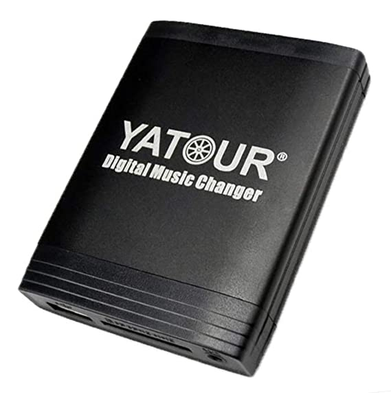 USB SD AUX MP3 Adapter + Bluetooth Freisprechanlage: Amazon.de ...