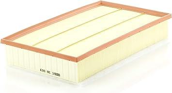 Original Mann Filter Luftfilter C 38 003 Für Pkw Auto