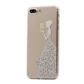 carcasa blanca iphone 8 plus