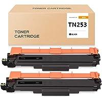 2 Pack TN-253 TN253 Black Toner Cartridge for DCP-L3510CDW HL-L3230CDW HL-L3270CDW MFC-L3745CDW MFC-L3750CDW MFC…