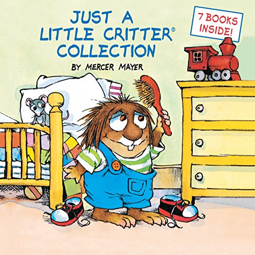 Just a Little Critter Collection Now $4.18 (Was $9.99)