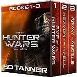 Hunter Wars Series (Books 1 - 3) (Hunter Wars Boxed Sets)
