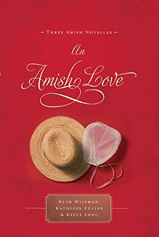 book cover of An Amish Love