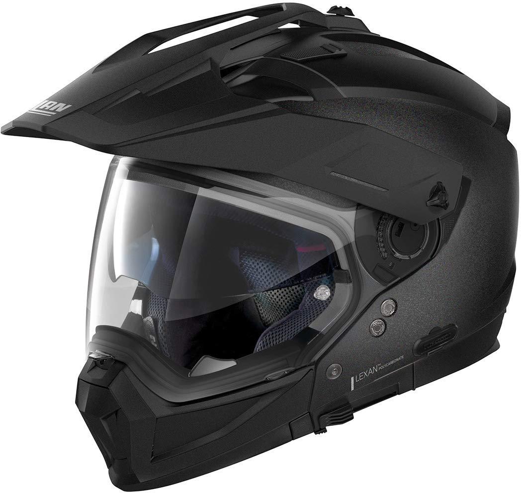 Nolan N70-2 X Spezial n-com Black Graphite N70 2 Couleur 09