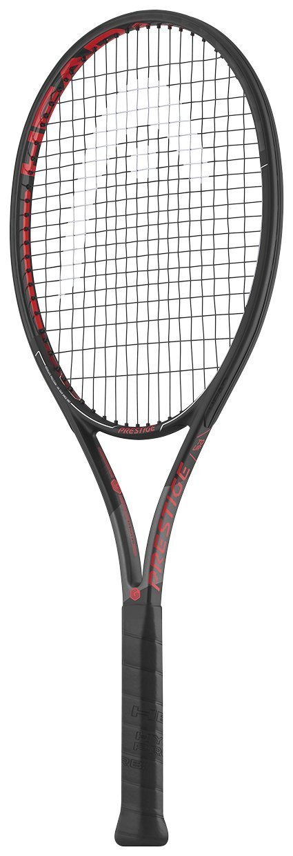 Head GrapheneタッチPrestigeツアーテニスラケット B07DFRX8DP 4_1/2|Pink String Pink String 4_1/2