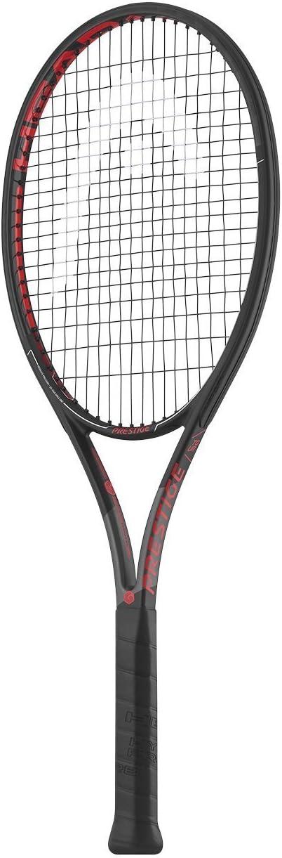 Head GrapheneタッチPrestigeツアーテニスラケット 緑 String 4_3/8