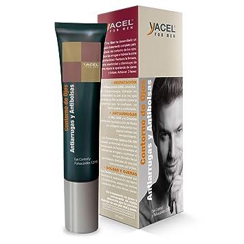 Yacel For Men Contorno de ojos Antiarrugas y Antibolsas ...