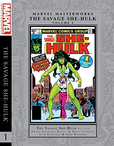 (Marvel Masterworks: The Savage She-Hulk Vol. 1)
