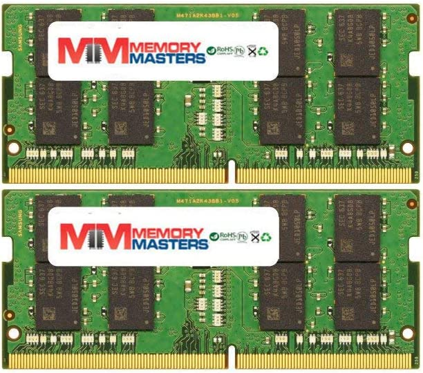 MemoryMasters 8GB (2x4GB) DDR2-667 Dell Compatible XPS M1530 Laptop/Notebook Memory PC2-5300