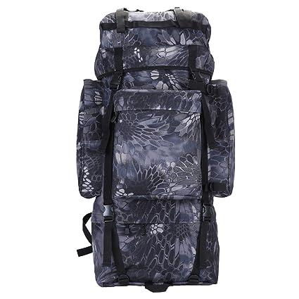 XYW-0006 Mochila para montañismo Mochila Exterior Cubierta DE Lluvia táctico de montaña Gran Capacidad