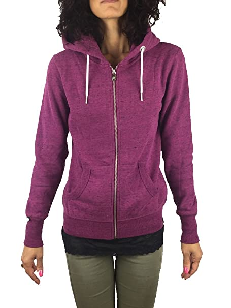 Superdry -Chaqueta Deportiva Mujer MA8