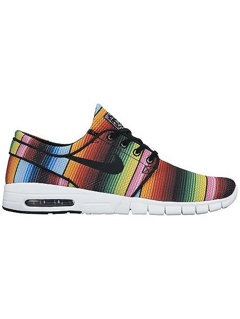 59123bc749481 Nike SB Stefan Janoski MAx Premium Multicolor White 807497-407 (SIZE ...