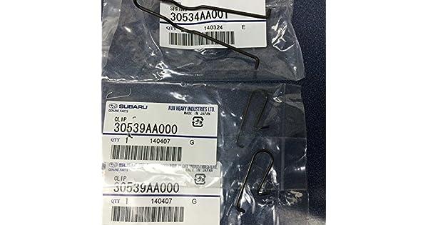 Amazon.com: Original de OEM Subaru embrague Kit de muelle de ...