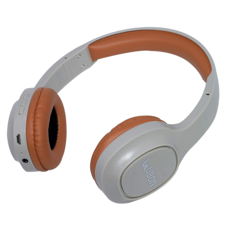 Ubon Bt 5690 Stereo Wireless Bluetooth Headphone Amazon In Electronics