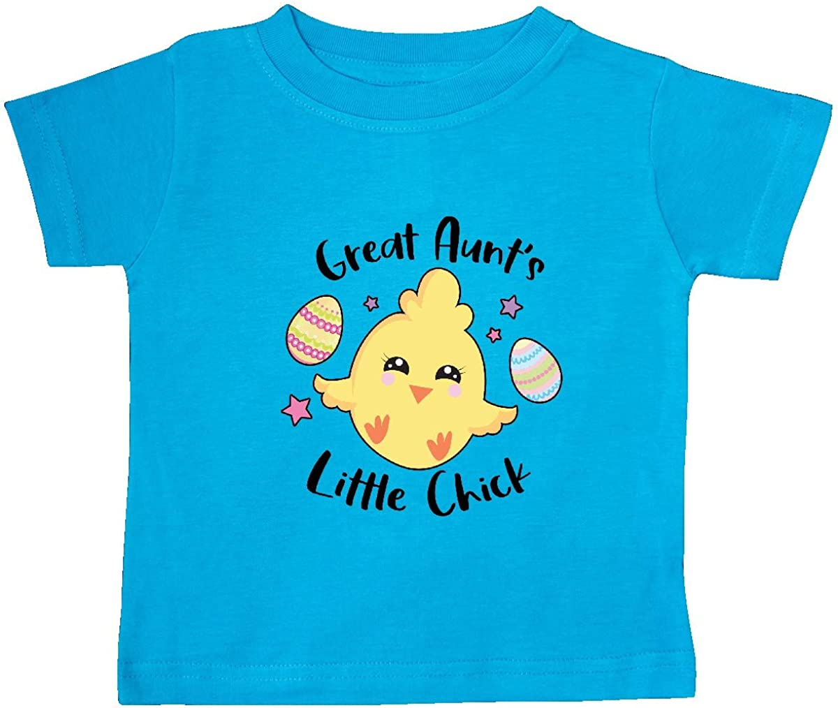 inktastic Happy Easter Great Aunts Little Chick Baby T-Shirt