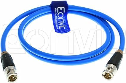 Cable coaxial Eonvic de alta flexibilidad BNC HD SDI RF para ...