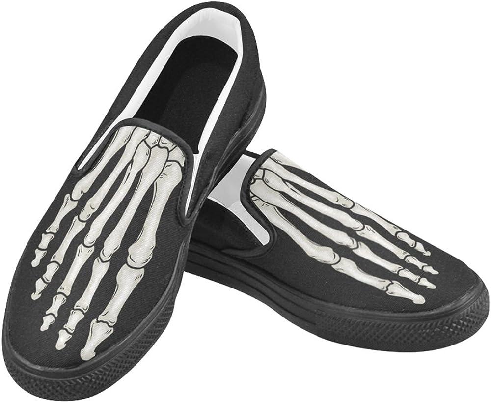 Elliz Skeleton Foot Slip-on