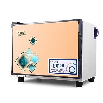 38L UV Toalla Esterilizador Ozono Toalla Calentador Gabinete Con Ultravioleta Esterilizante Facial Piel Cuidado SPA Belleza Salón Desinfectante Equipo: ...