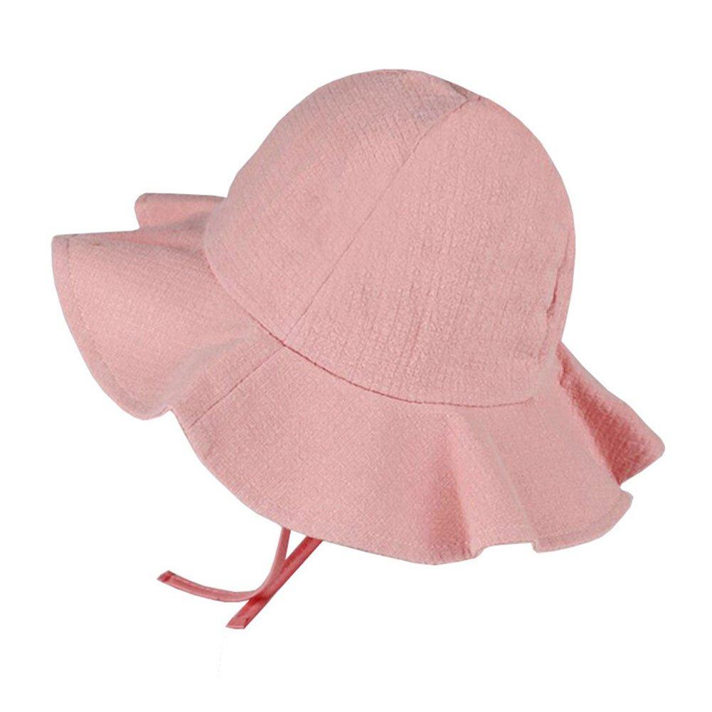 Baby Sun Protection Swim Hat Summer Bucket Hat Todder Chin Strap Hat