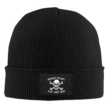 Amazon.com: ZHOUSUN Instant Pirate Just Add Rum Mens Winter ...