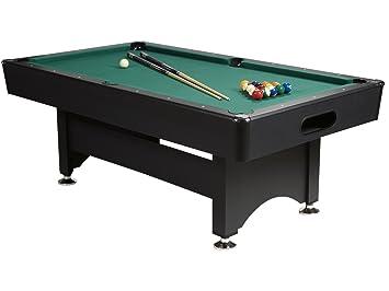 Gamesson Harvard Pool Table   Green, 6 Feet