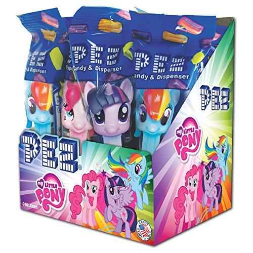 PEZ Candy My Little Pony Assortment, 1.35 (Pez Candy Inc)