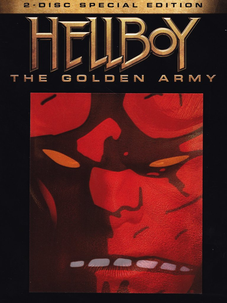 Hellboy - The Golden Army Special Edition 2 Dvd Italia ...