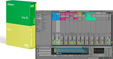 Ableton Live 10 Intro 1 licencia(s) Electronic Software ...