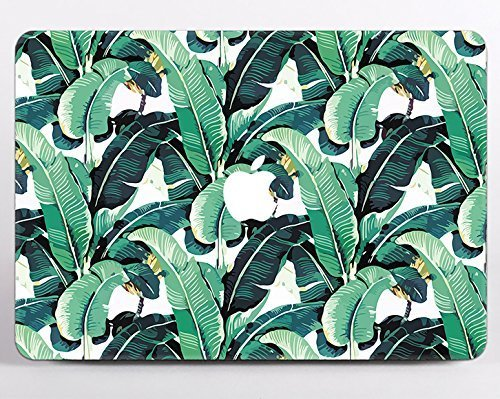 Modo Design Palm Leaves MacBook Pro 13 Case A1706 A1708 NEWEST Release 2017