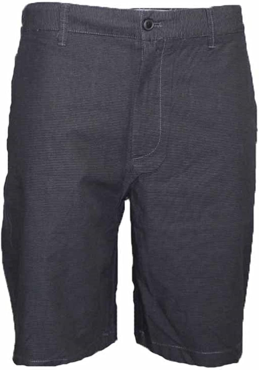 English Laundry Men's Arrogant Walking Plaid Shorts