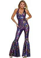 Forum Novelties Women's Boogie Dancing Babe 70's Costume